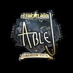 AbleJ (Gold) Berlin'19