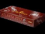 Atlanta 2017 Cache Souvenir Package