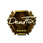 DeadFox (Gold) London'18