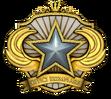 Medal za służbę 2018 Poziom 1