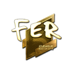 Fer (Gold) Boston'18
