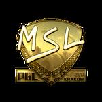 MSL (Gold) Kraków'17