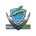 Vega Squadron (Holo) Kraków'17