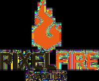 PixelFire Gaming - logo