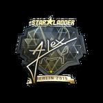 ALEX (Gold) Berlin'19