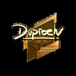 Dupreeh (Gold) Boston'18