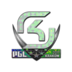 SK Gaming (Holo) Kraków'17