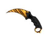 Karambit Tiger Tooth