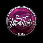 WorldEdit (Folia) Katowice'19