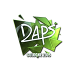 Daps (Folia) - Cologne'16