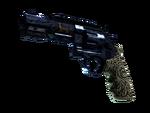 R8 Revolver Llama Cannon