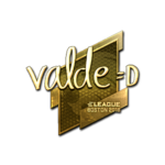 Valde (Gold) Boston'18