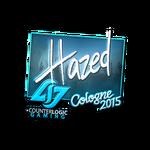 Hazed (Folia)