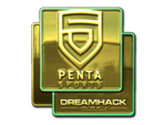 PENTA Sports (Gold) DreamHack Winter 2014