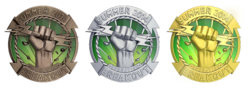 Odznaki Operacji Breakout