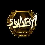 SuNny (Gold) London'18