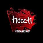 Hooch (Folia) - Cologne'16