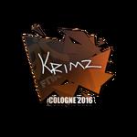 KRIMZ - Cologne'16