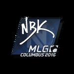 NBK- MLG Columbus'16