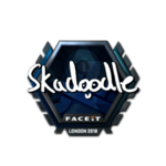 Skadoodle (Folia) London'18