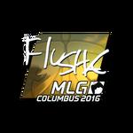 Flusha (Folia) MLG Columbus'16