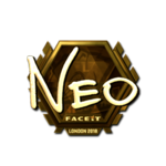 NEO (Gold) London'18