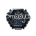 Smooya (Folia) London'18
