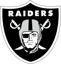 RAIDERS - logo