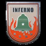 Odznaka - Inferno