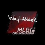 WayLander MLG Columbus'16