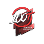 100 Thieves Boston'18
