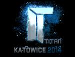Titan (Folia) EMS One Katowice 2014