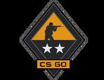 Odznaka Skrzyni CSGO 2