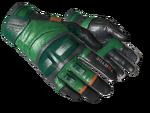 Rękawiczki motocyklowe Żółw