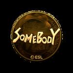 Somebody (Gold) Katowice'19