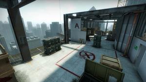 Vertigo - Bombsite A