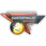 DreamHack 2014 Quarter-Finalist Trophy