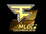 FaZe Clan MLG Columbus 2016 (złoto)