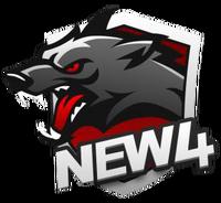 NEW4.wolf - logo