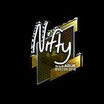 Nifty (Folia) Boston'18
