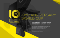 ZOTAC 10 Year Anniversary World Cup