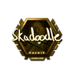 Skadoodle (Gold) London'18