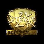 Stewie2k (Gold) Kraków'17