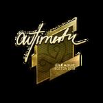 Autimatic (Gold) Boston'18