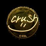 Crush (Gold) Katowice'19