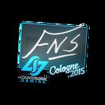 FNS - naklejka