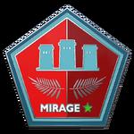 Odznaka - Mirage