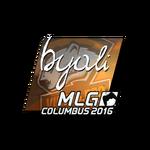 Byali (Folia) MLG Columbus'16