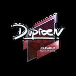 Dupreeh (Folia) Boston'18