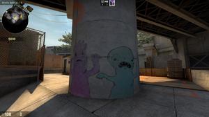 Graffiti Overpass 4